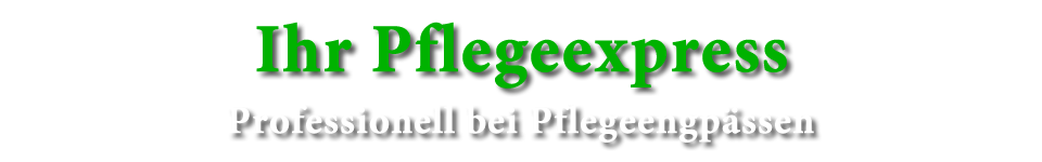 Pflegeexpress